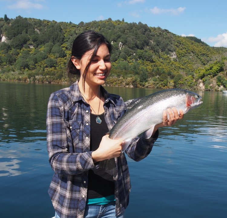 tROUT FISHING with tour zealand