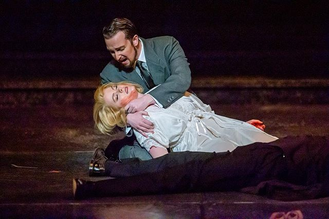 Me when I find out you don't have tickets yet😱 Opening night of @tulsaopera's Don Giovanni is tomorrow! #operasingersofinstagram #opera #oklahoma #tulsa #tulsaoklahoma