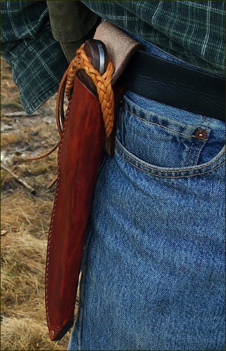 Custom sheaths with absolute security.