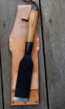 Custom handmade bench chisel.