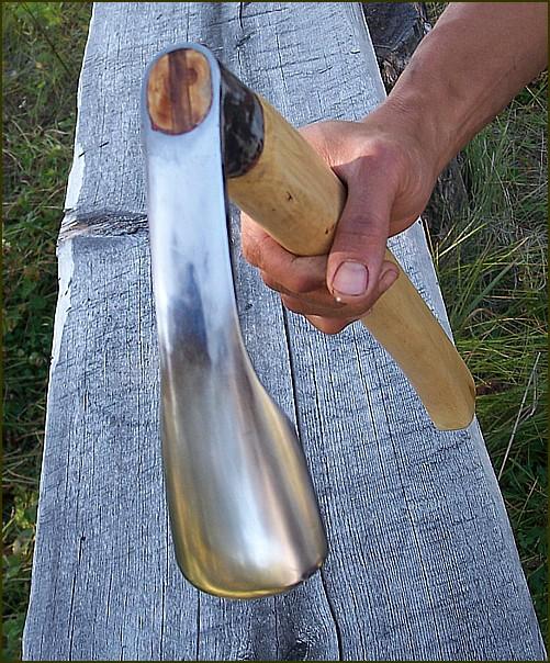 Custom Bowl Carving Adze
