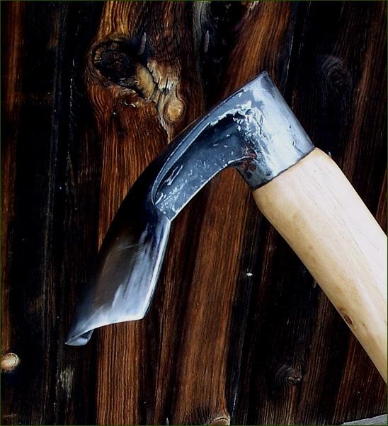 Custom Woodcarving Adze