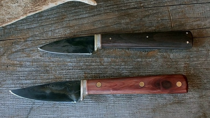 Handmade Custom Paring Knives Set