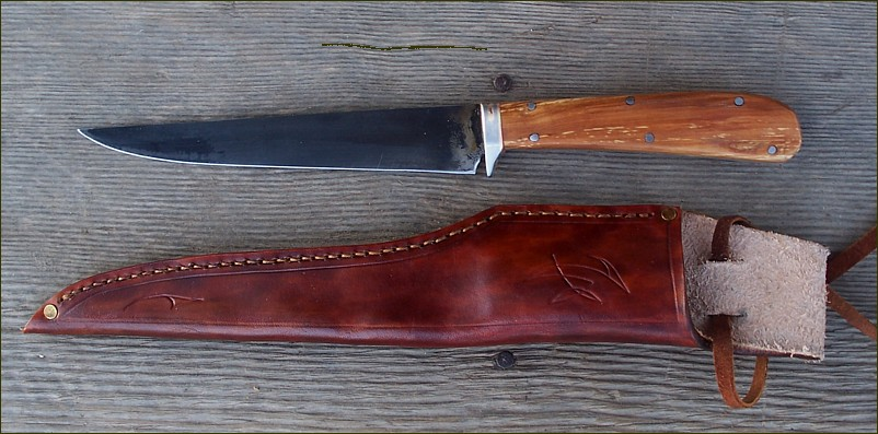 Chilcotin Camp Custom Boning Knife