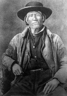Mountain Man, Jim Bridger