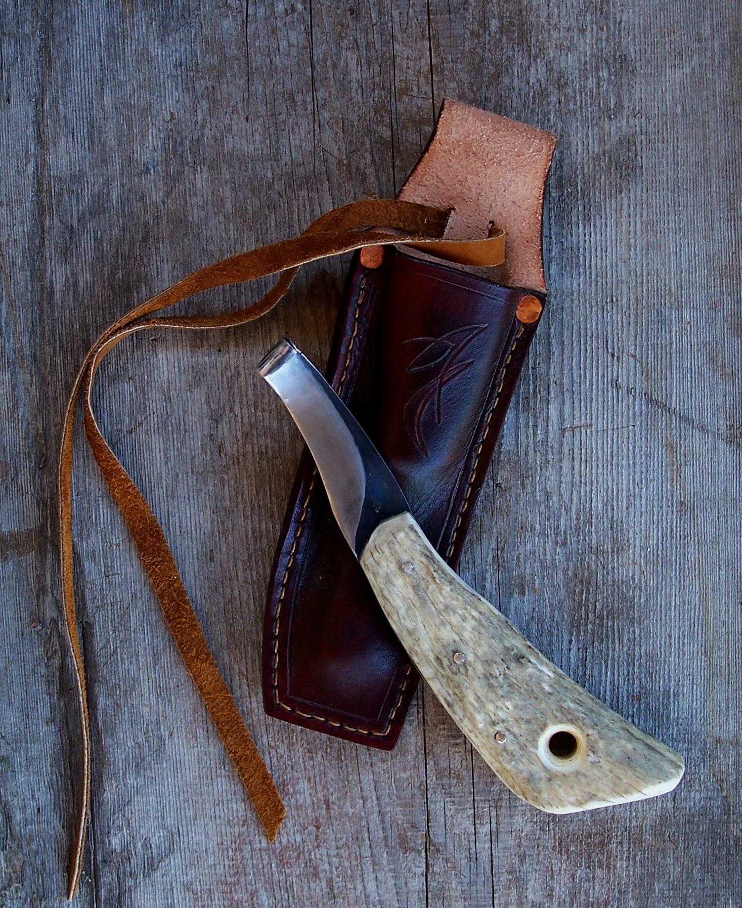 Horse Shoeing Knife