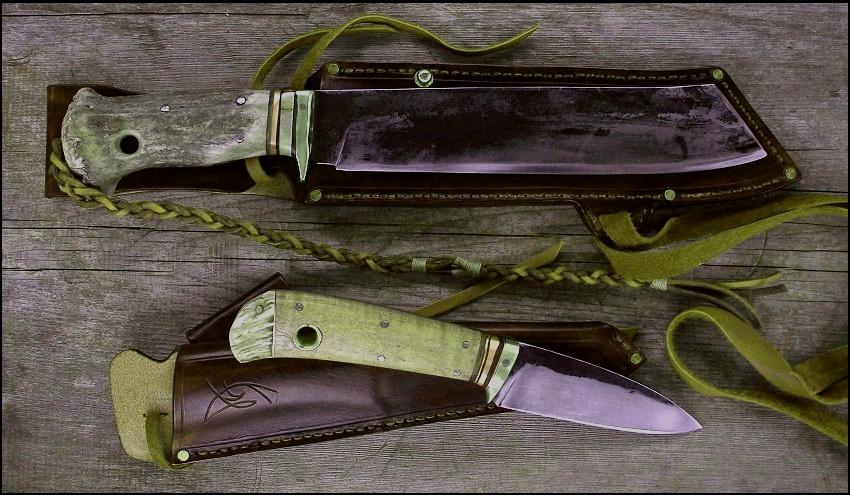 Camp Knives Set
