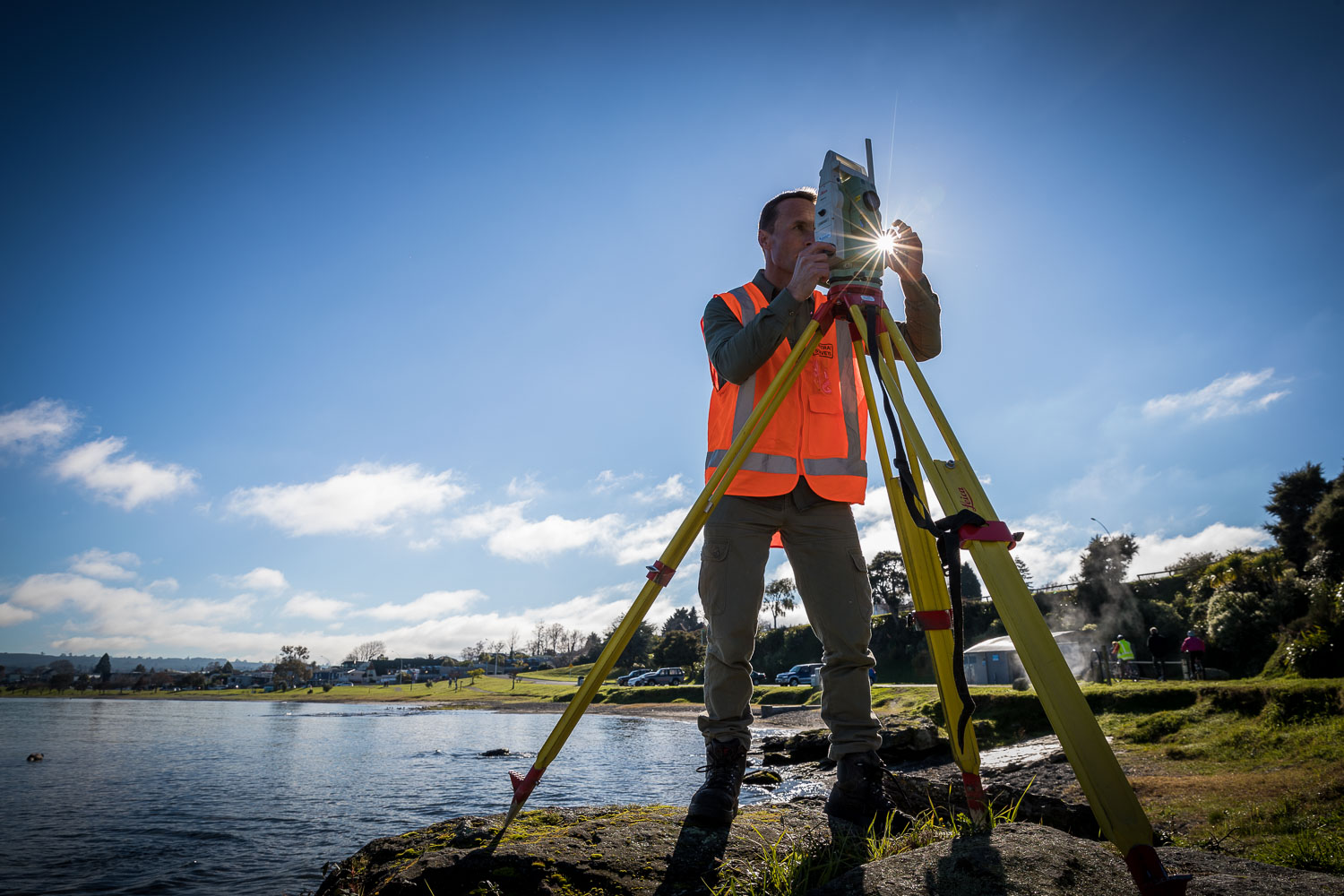 02. Surveying - Speed is good, but accuracy is essential – that's our surveying philosophy. Our professional surveyors are fast and efficient, but they also know the critical importance of accuracy.Using the latest technology and equipment, we provide a high standard of surveying services including:– Topographical surveying and site mapping– Land title, Unit title and Stratum Estate Surveys– As-built and Engineering Surveys – Precise Monitoring Surveys– Hydrographic Surveys– Aerial Surveys
