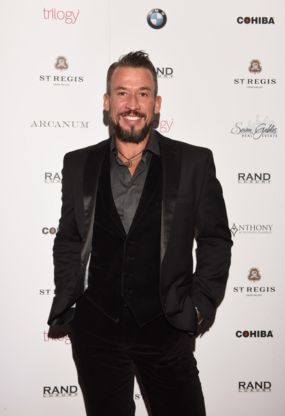 """""""Anthony Camargo Photos - 6 of 14 Photos: Rand Luxury Hosts Cocktail Reception For the Films and Filmmakers of Sundance At The St. Regis During Sundance 2016 - 2016 Park City.""""  James L. Brooks Matt Groening Pictures, Photos & Images - Zimbio"""