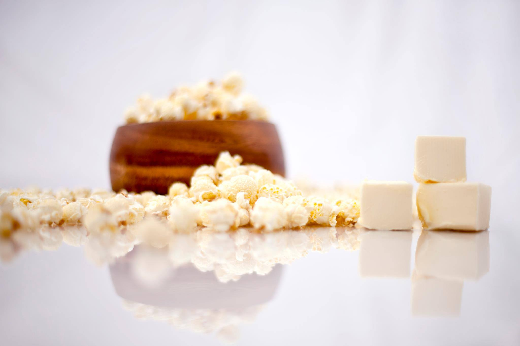 Classic Butter - A classic for the popcorn purist.