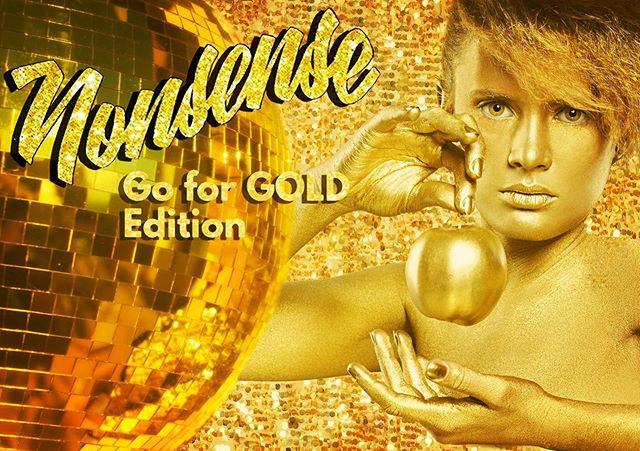 June 21. We're gonna go for gold. Bring your shiniest, most shimmer-y looks. #atlantanightlife #eastatlanta #eav #gold #atl