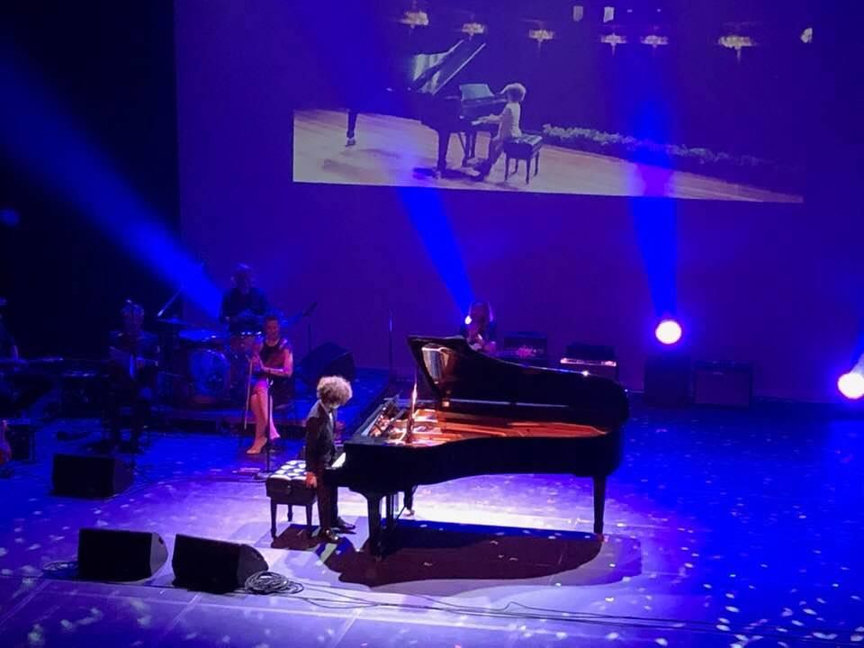 Kayden Kelly Playing Chopin -