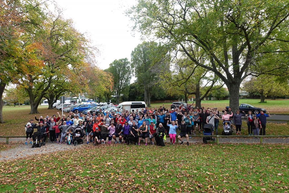 Lend Us Some Muscle 2019 - Boon Family River Walk