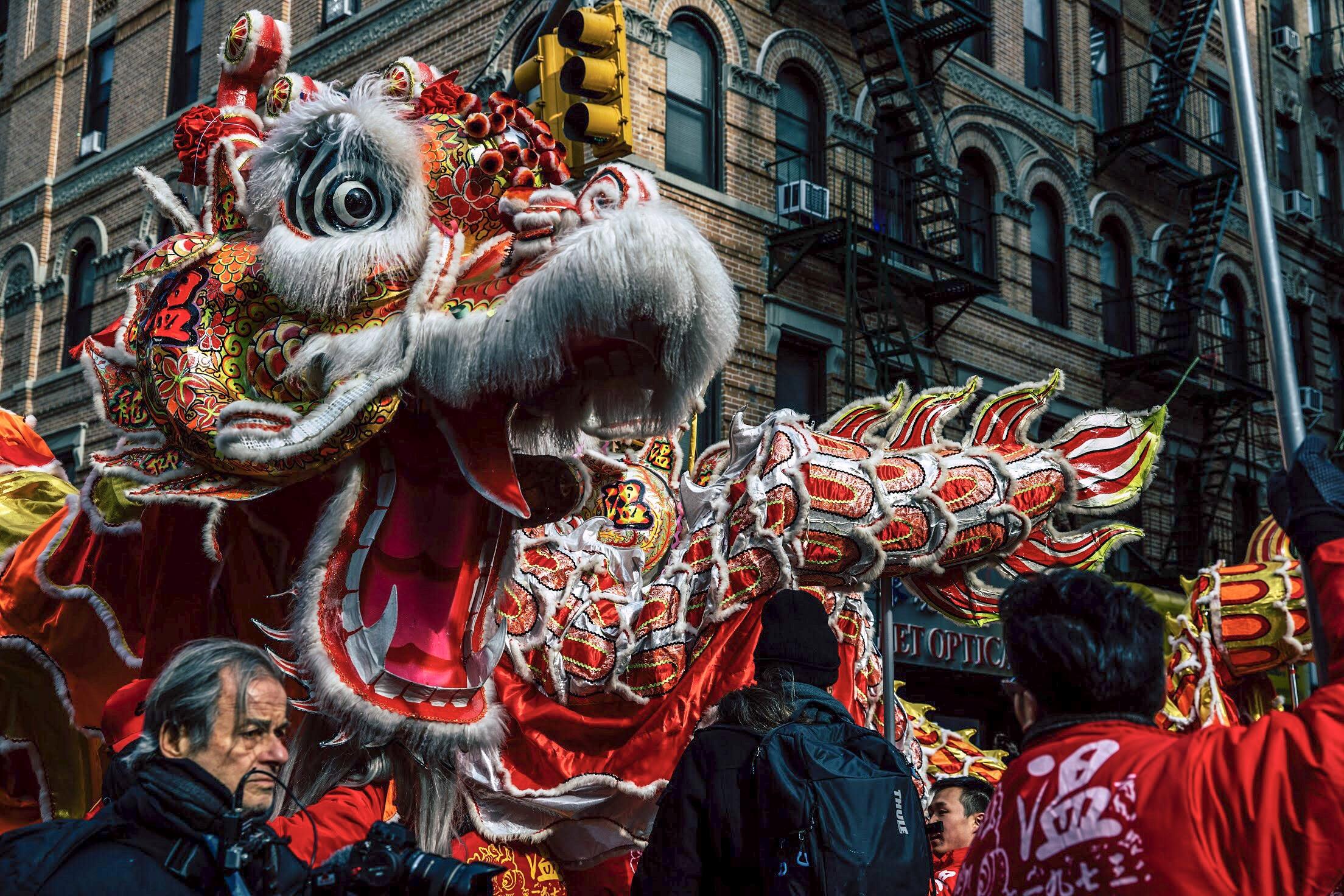 NYC Lunar New Year '19 -