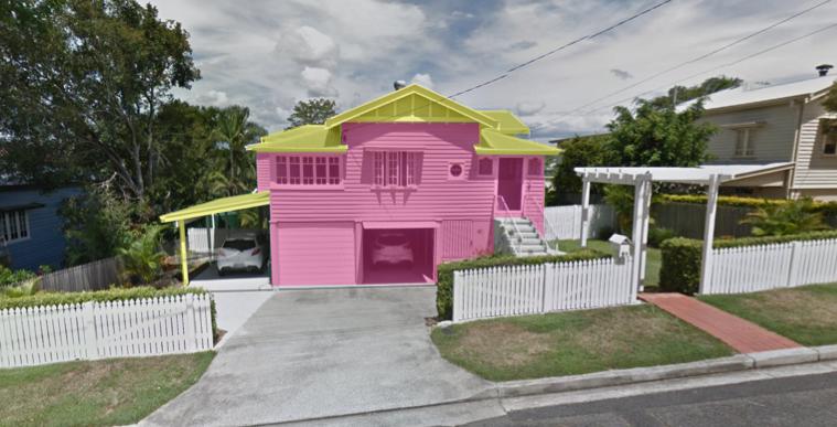 pre-1946 house