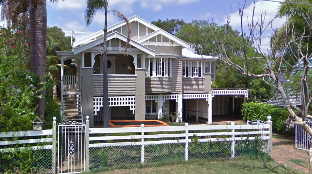Ashgrove queenslander