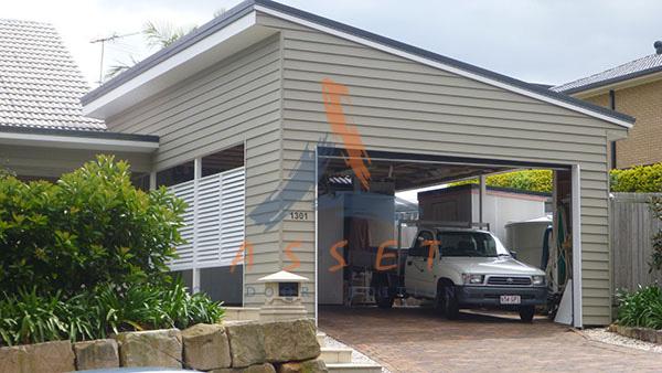Asset Outdoor Carport