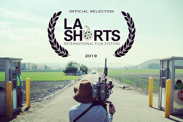 We're very happy to finally say that The Toll Road will screen in competition at the Academy Award qualifying LA Shorts International Film Festival. July 17-25th.  And, hey, if any of the crew want to come see their work on the big screen, please DM @thetollroadfilm, and our director @tomrileydoneaphoto will buy you a ticket to say thanks. Because you all rock.  Screening date and time announced soon. #TheTollRoad @lashortsfest
