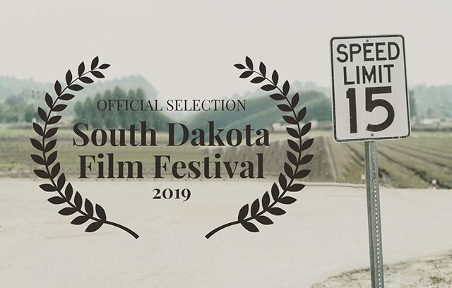 Thanks to the South Dakota Film Festival for the invitation to screen The Toll Road. Mount Rushmore and buffaloes? We're in. September 26-29. #thetollroad
