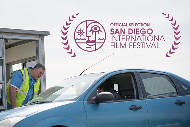 We are delighted to announce that The Toll Road will screen as one of only 66 shorts selected for the world-famous @sdfilmfestival, in the VERY seductively titled 'Alluring and Enchanting' program. We will screen on Sat Oct 19th at 6.30pm in the Arclight La Jolla & Sunday Oct 20th at 4pm at the Theatre Box Downtown. Tickets available on their site.  Thanks San Diego! #sdfilmfest #thetollroad