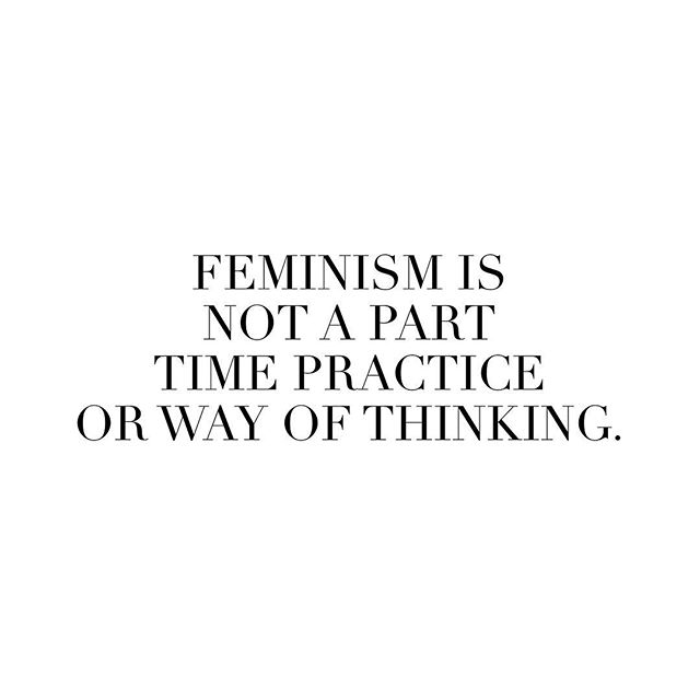 With another successful Women's March  completed, it's time to ask how we can maintain the same vigor and support for women in our day-to-day experiences. Have are you practicing feminism in the workplace or among your peers? Do you feel like it's lacking in these areas? Share your thoughts below 👩🏽‍💻👩🏻‍💻👩🏼‍💻👩🏿‍💻