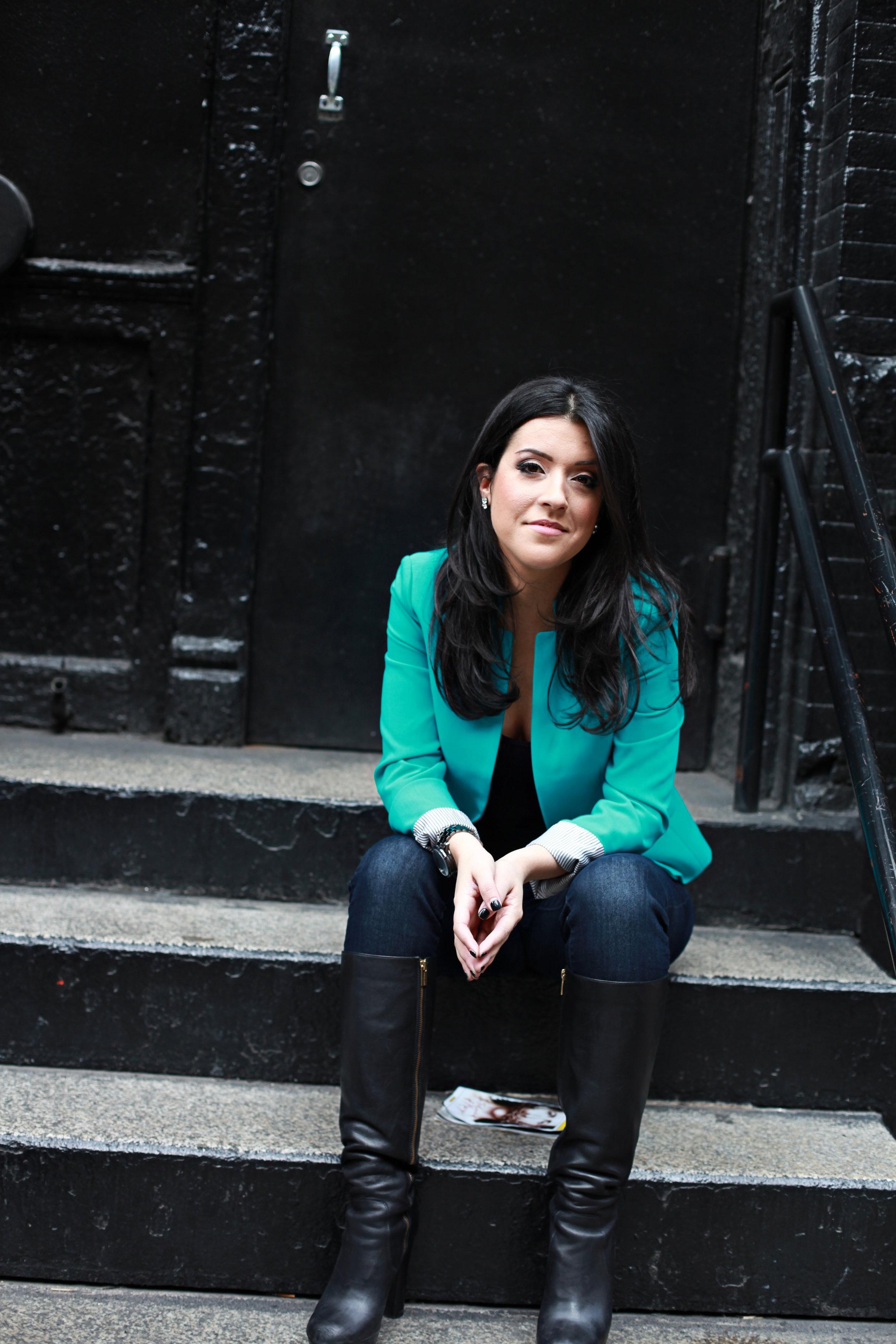 Megan Minutillo (photography by Tiffany Farley)