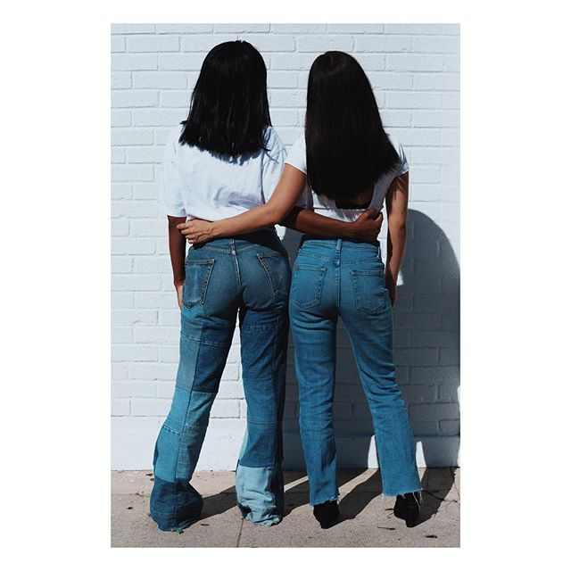 Tomorrow is the day! We're gearing up for the launch of our new site on Friday 2/1. Until then, here's a picture of @crystal.nymph and @vthemartian bums to brighten your Thursday 🍑 . . . 📸: @retroscotty_  @brandenmcclure