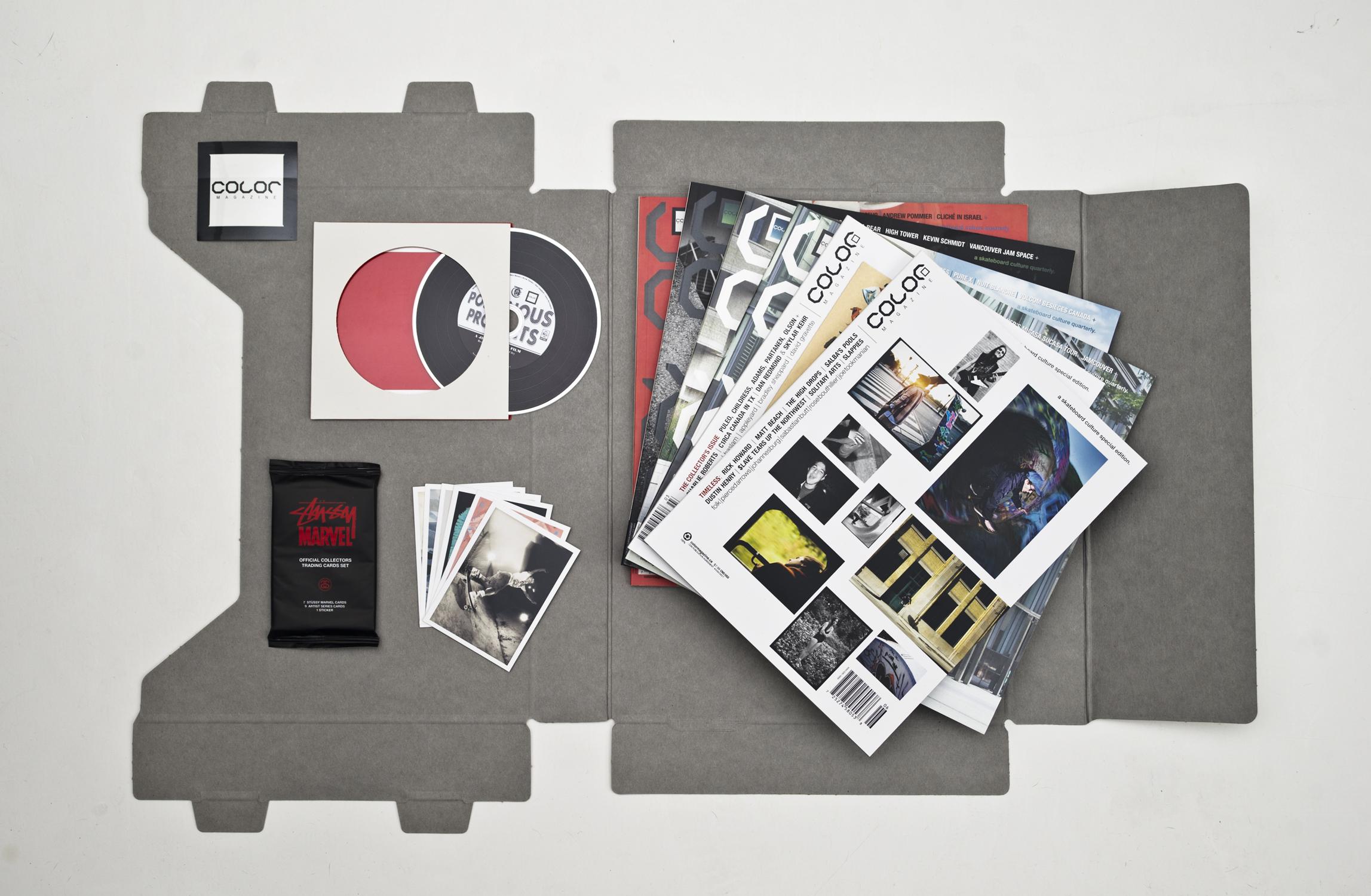Color Magazine (2003-2013)