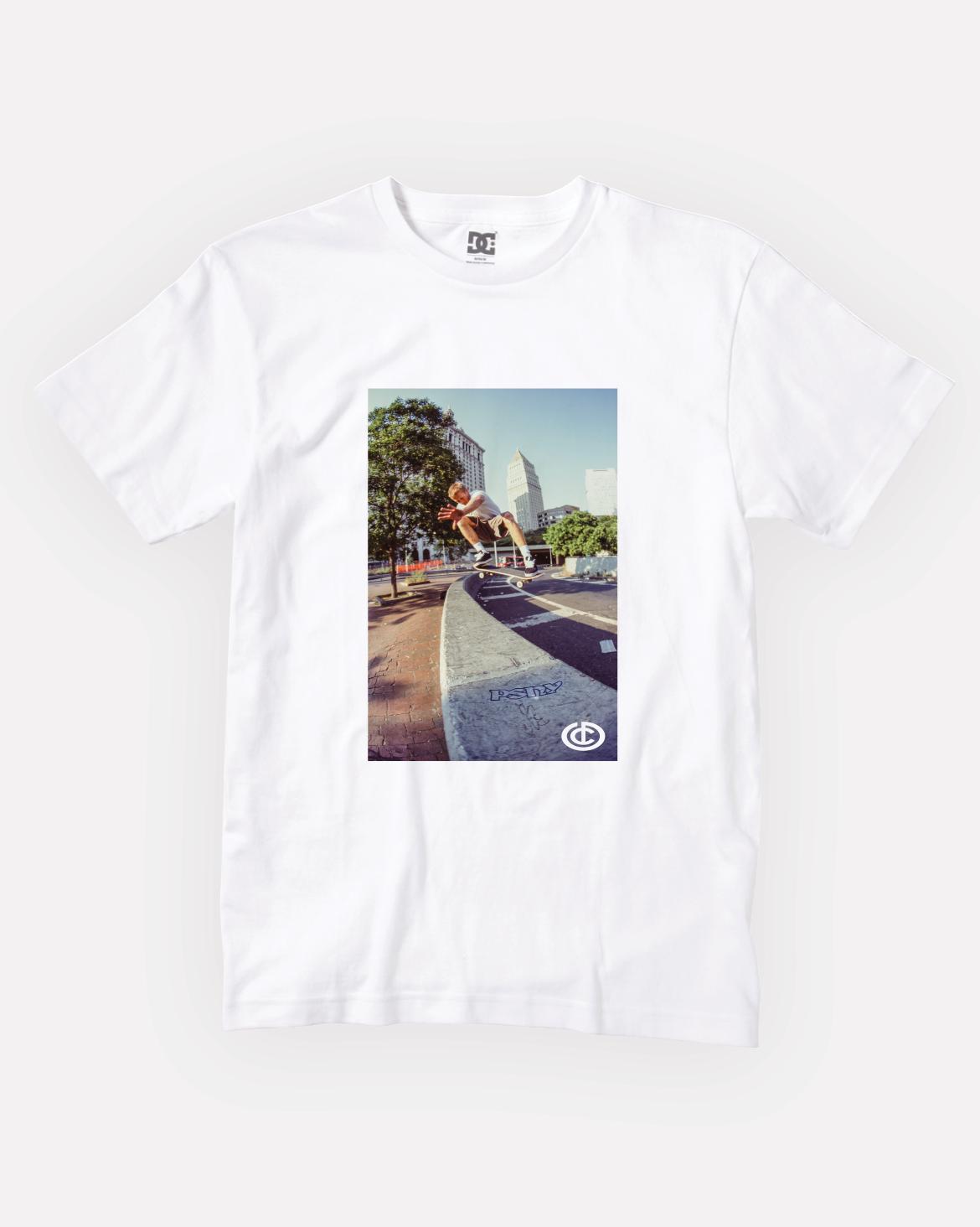 Danny Way c.1994 (Gunars Elmuts) limited t-shirt /100