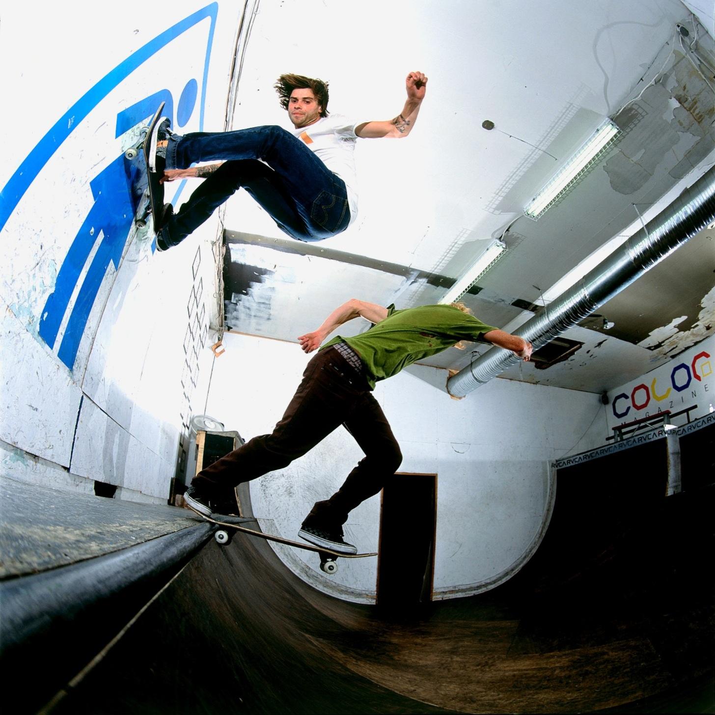 Antisocial Skateboard Shop