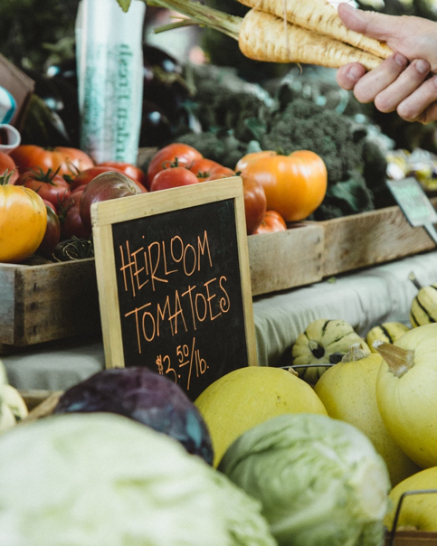 Heirloom Vegetables - These vegetables can be expensive in the supermarket so growing your own is a cost-saving idea. Besides, vegetables like cherry tomatoes also grow much quicker compared to the larger varieties and will have less time for bugs to eat them.