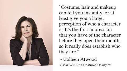Quote Colleen Atwood Costume Designer A Stitch In Time And Film