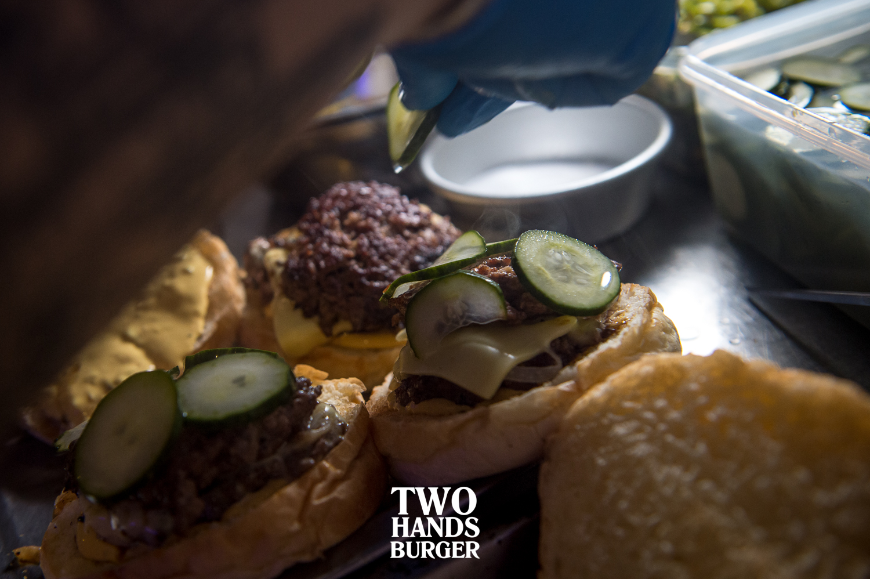 two hands burger pop up shanghai 1