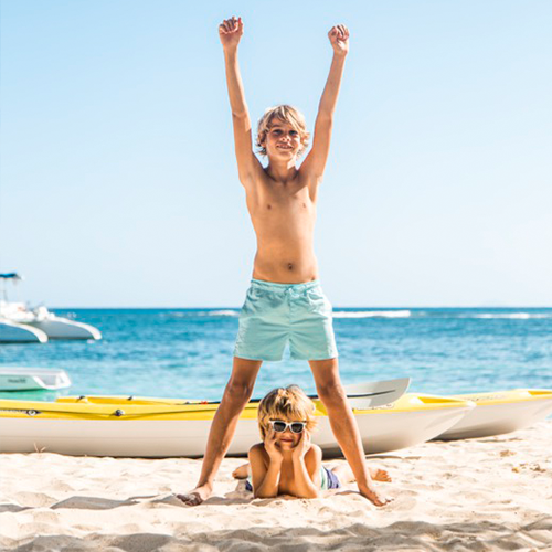FAMILY HOLIDAYS - Club Med is one unique place your kids will experience and they may never want to leave!Find here resources, articles and things to know for kids at Club Med!