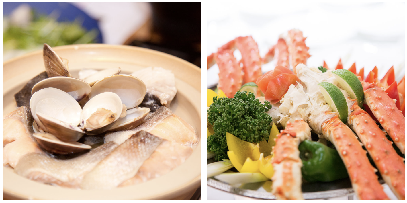 Discover the mountain cuisine served at    Club     Med Japan Resorts.