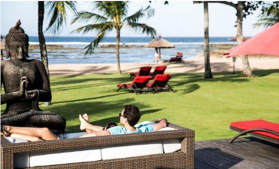 Photo taken at    Club Med Bali