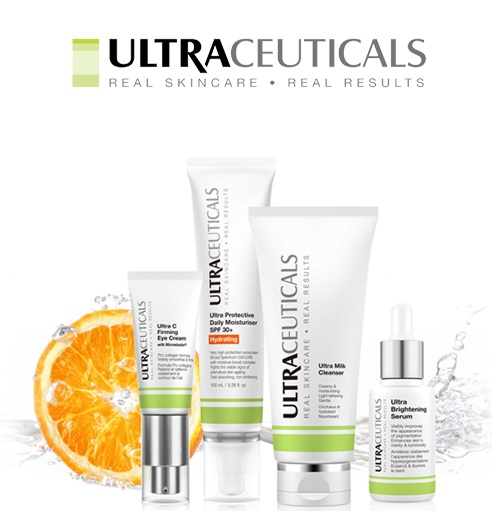 Ultraceuticals- skincare - We use and stock Ultraceuticals, a cosmeceutical brand which is formulated to target a wide range of skin concerns and make changes within the skin. We can tailor any facial to you and your concerns. Ultraceuticals uses a combination of vitamin A and C, Alpha and Beta hydroxy acids and antioxidants in their products so you can see real visible results. All products are 100% certified cruelty free, free of harsh chemicals, propylene glycol, parabens, synthetic dyes and fragrances.
