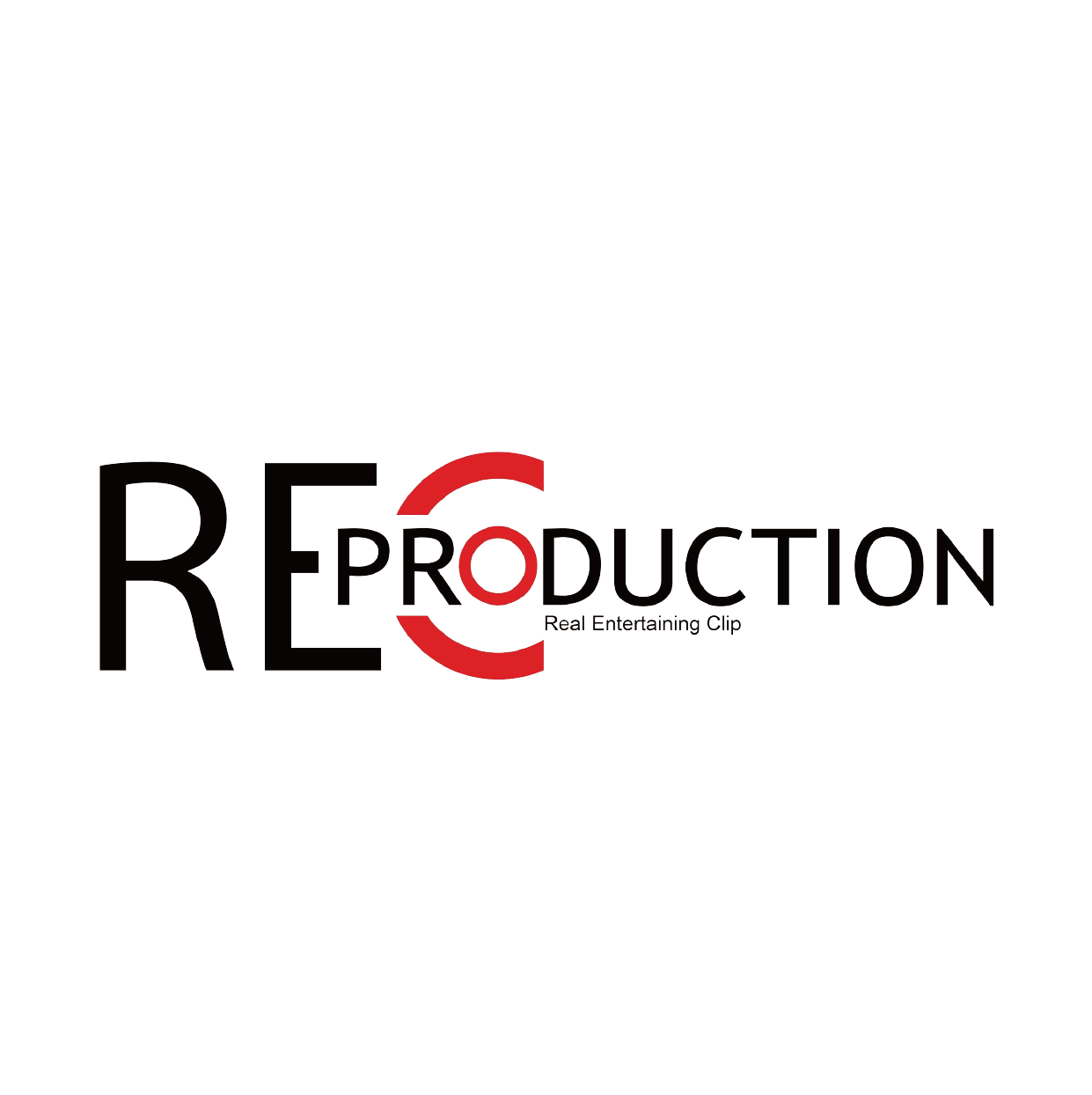 RECProduction ロゴ