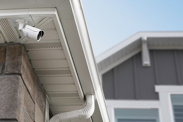 Having visible cameras is also a great deterrent against mischief and crime.