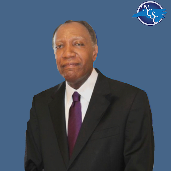 Suffragan Bishop Maxie Dobson -