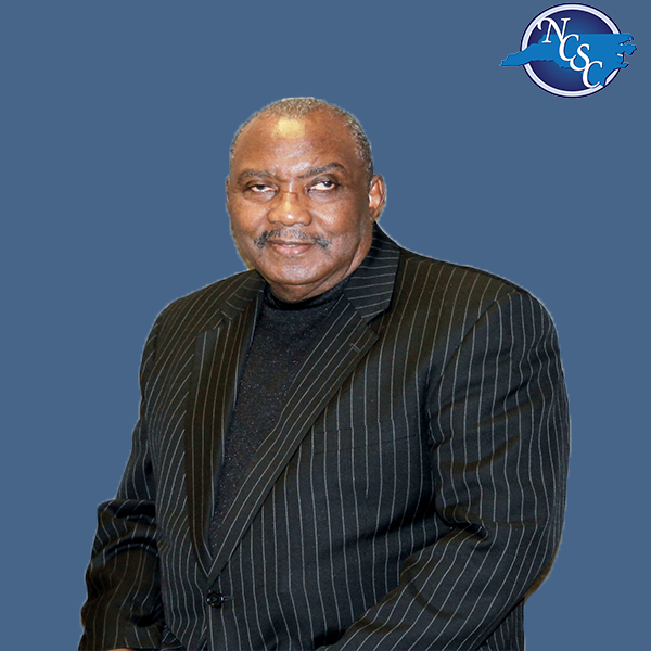 District Elder Randolph Robinson -