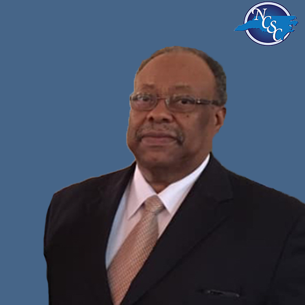 Suffragan Bishop Melvin Hardy - Emeritus