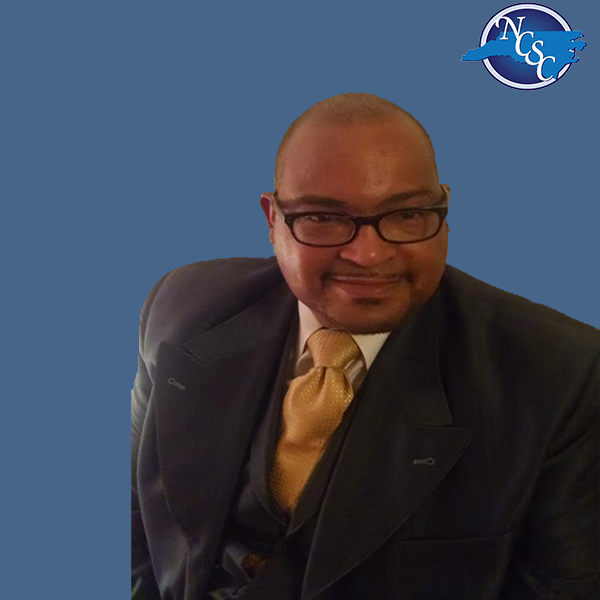 District Elder Carlton Terry, Jr. -