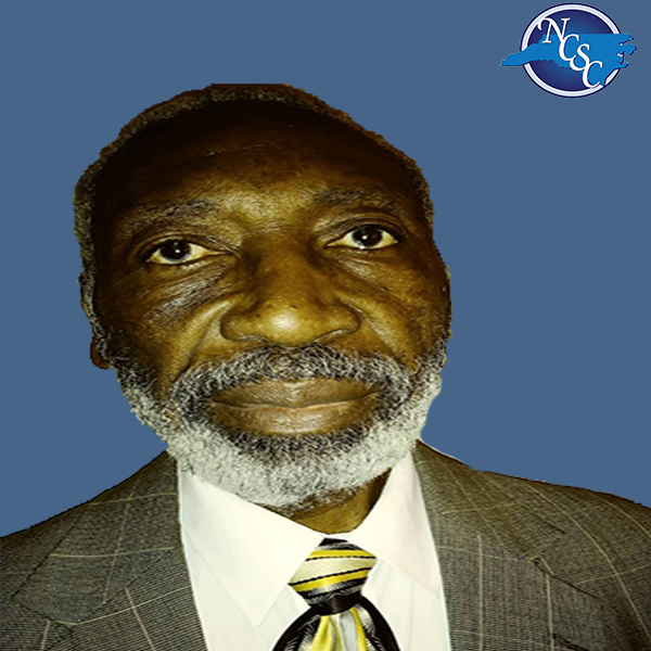 Suffragan Bishop Alfred Grant, Sr. -