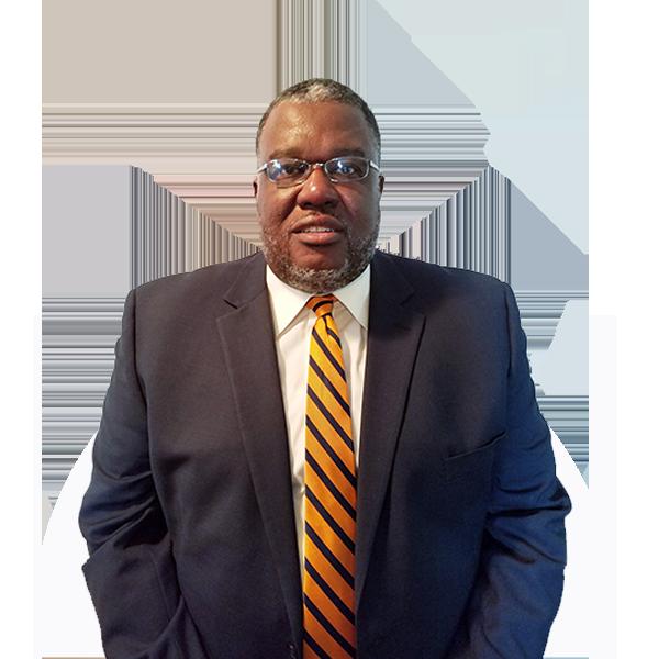 Vice-Chairman - Suffragan Bishop Freddie Solomon I Hopkins, SC