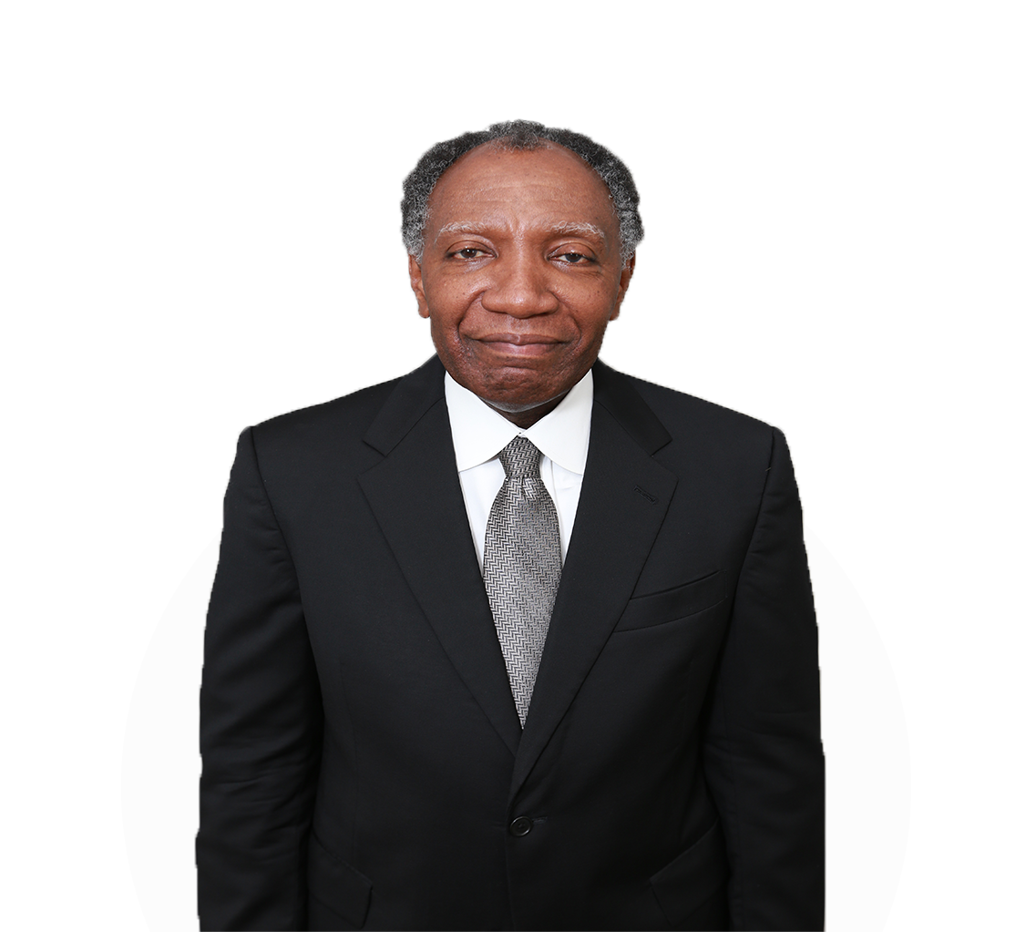 Council Chairman - Suffragan Bishop Maxie Dobson I Fayetteville, NC