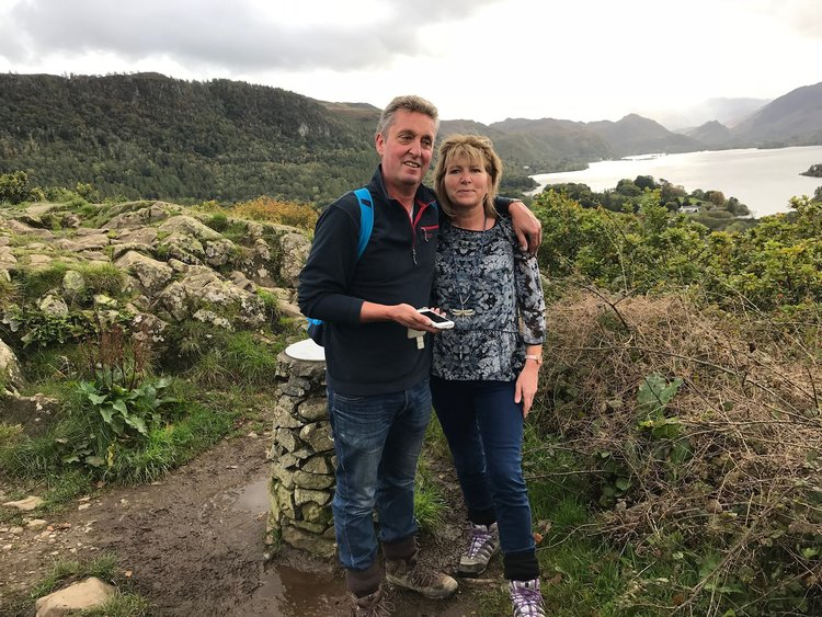 Richard & Susan Galloway