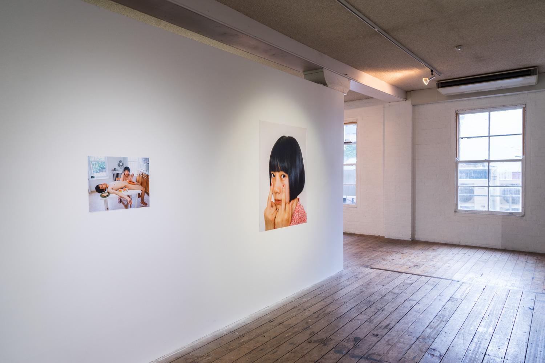Pixy Liao, various work, installation view,  Disobedient Daughters,  2018, Metro Arts, Brisbane. Photo: Louis Lim.