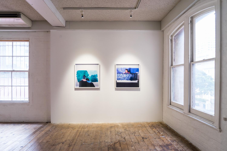 Zoe Wong, installation view,  Disobedient Daughters,  2018, Metro Arts, Brisbane. Photo: Louis Lim.