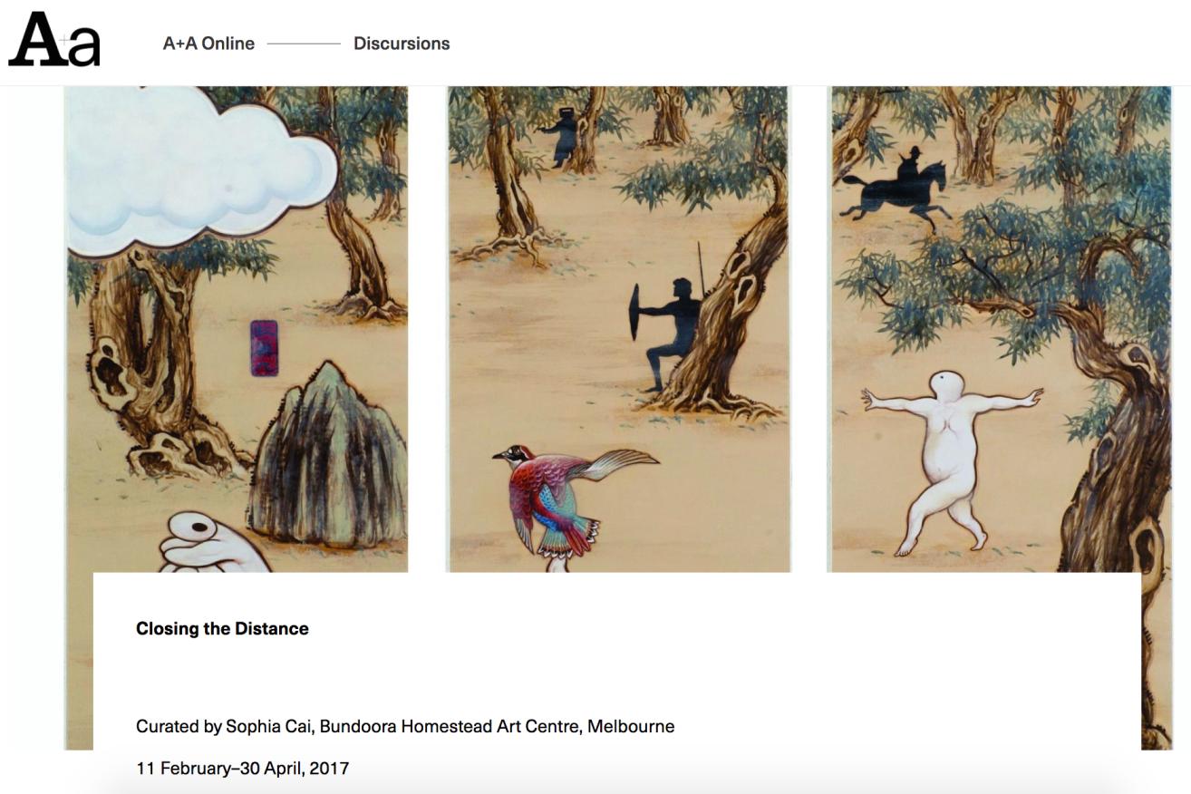 Art + Australia -